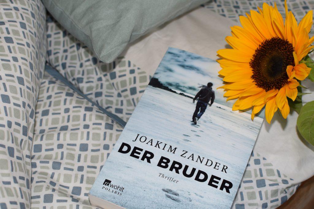 """Joakim Zander """"Der Bruder"""""""