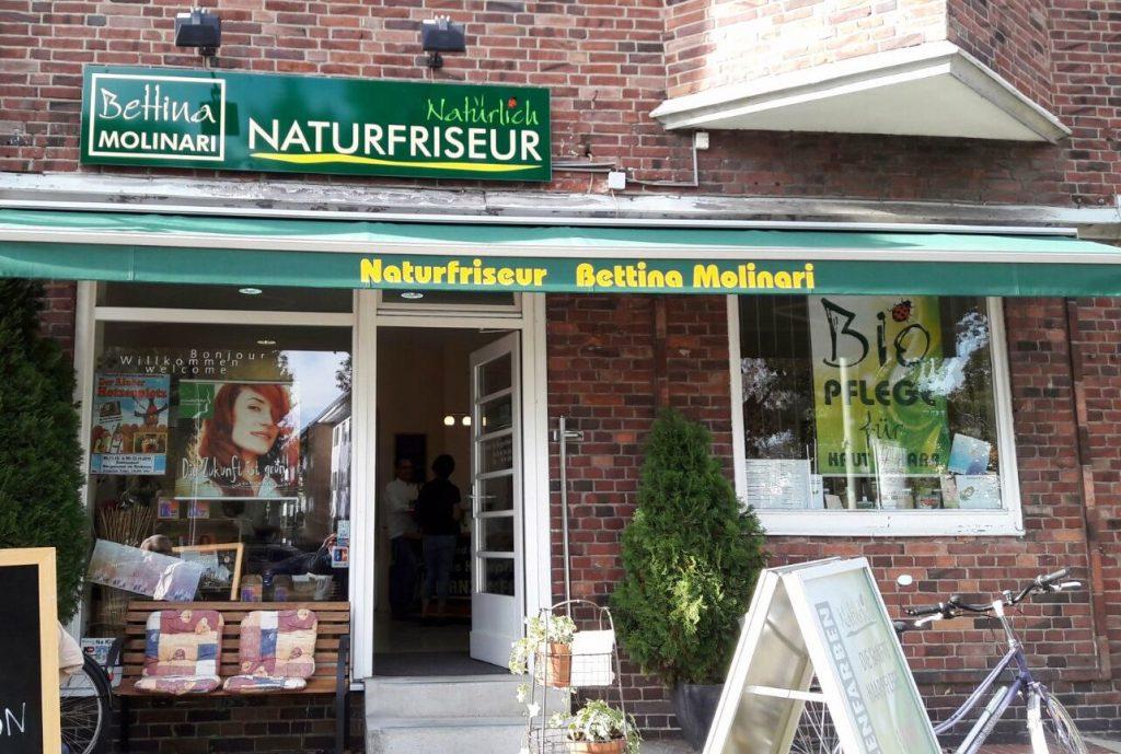 Naturfriseur Erfahrungsbericht bei Bettina Molinari