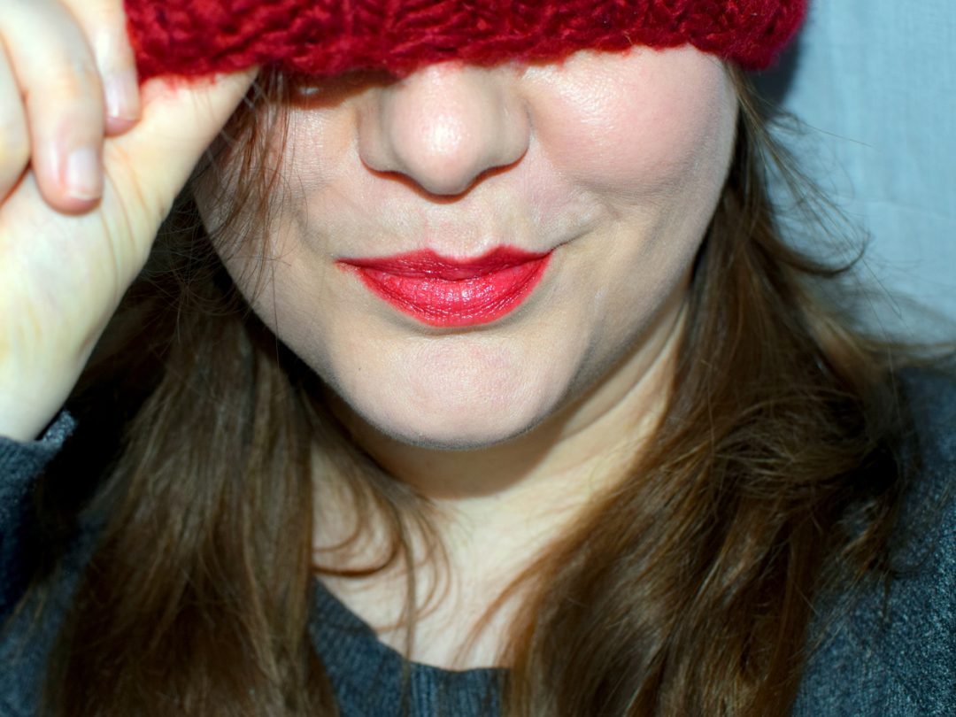 Undercover mit Mütze